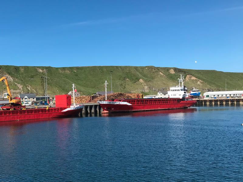 General cargo ship CEG Galaxy