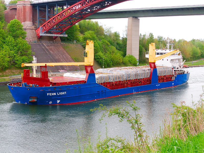 General cargo ship Manisa Anna